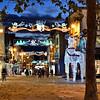 Shrewsbury Christmas lights, Pride Hill.