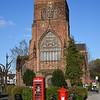 The Abbey Shrewsbury.