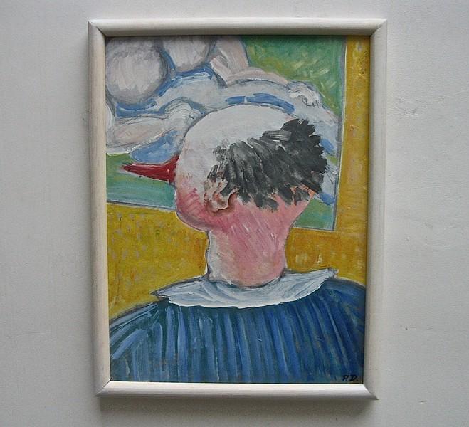 Kunstneren som ældre