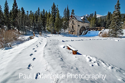 Colorado winter