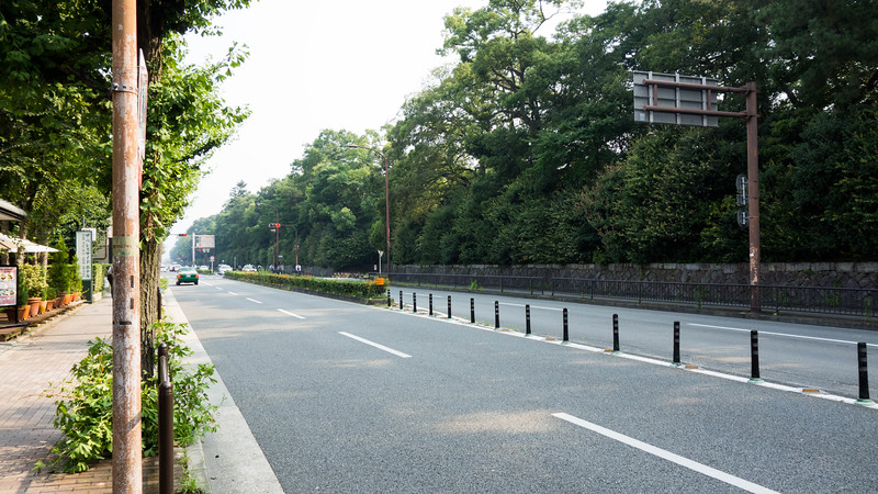 Day 1 - Palace Side Hotel - Kyoto