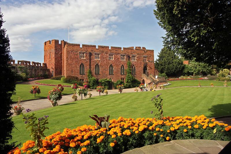 The Castle, Shrewsbury.