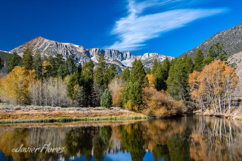 Eastern Sierra Alpine Lake