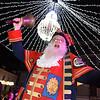 Shrewsbury Xmas lights switch on.<br /> Shrewsbury Town crier Martin Wood.