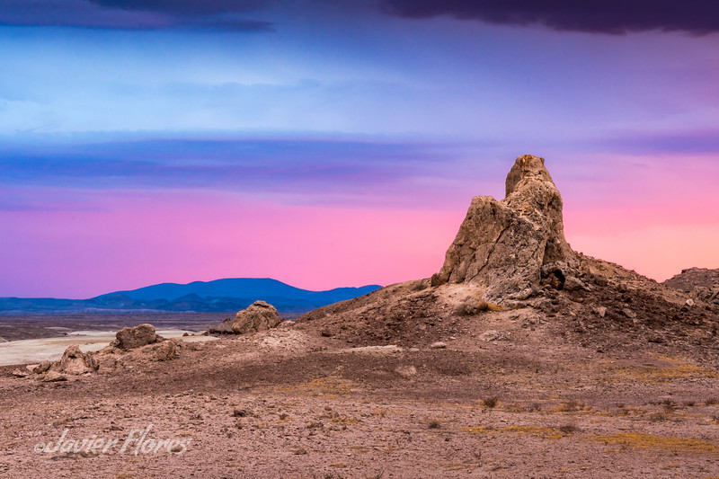Tufa at Trona Pinnacles