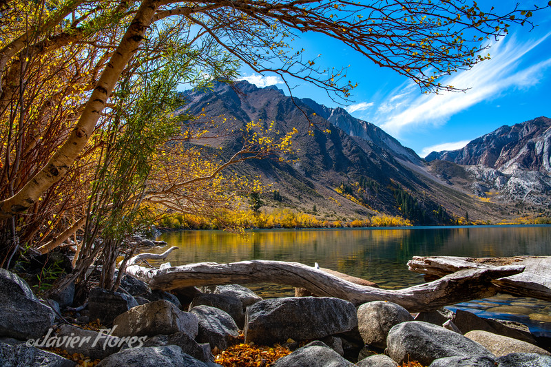 Convict Lake Beach