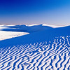 White Sand New Mexico Dun