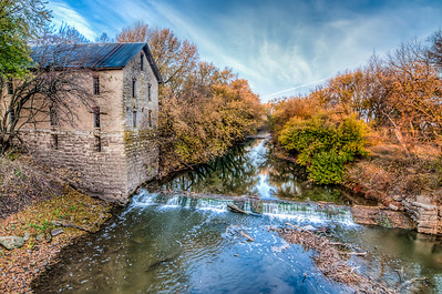 Drinkwater & Schriver Flour Mill