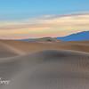 Mesquite Flat, Sunrise