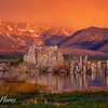 Mono Lake Tufa at Sunrise