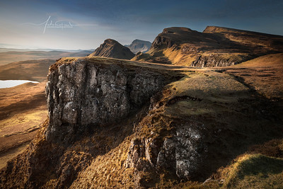 The Quiraing Ile de Skye Ecosse