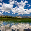 Tuolumne Meadows Reflections