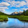 Spray Valley Provincial Park Canada