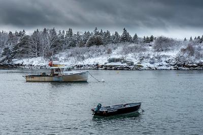Totman Cove - Phippsburg, Maine