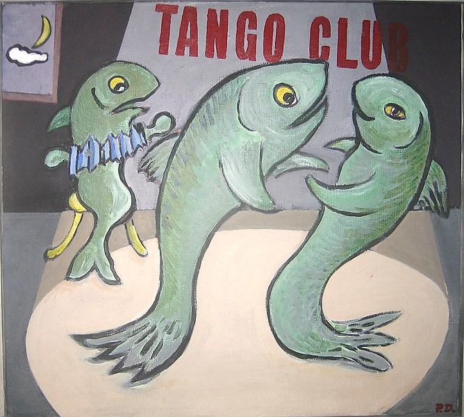 Tango for to sild