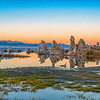 Colorful Sunrise at Mono Lake