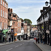 Wyle Cop, Shrewsbury town centre.