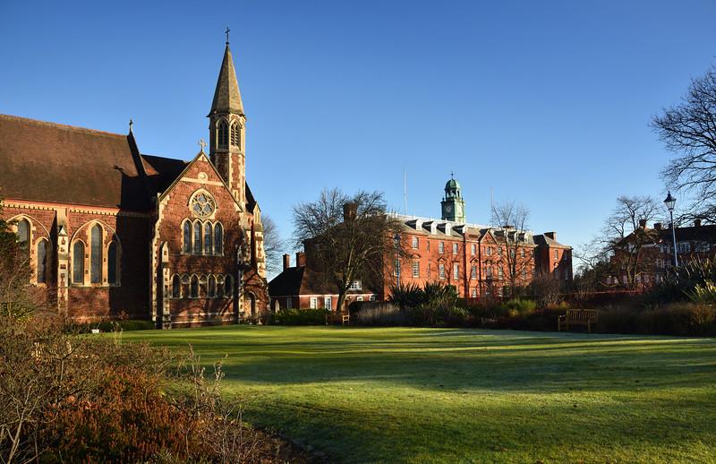 shrewsbury school and chapel