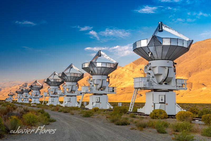 Owens Valley Radio Observatory Array