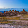 Trona Pinnacles Tufa