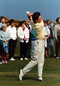 Shirley - Scottish Ladies Final - Lossiemouth 1989