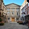 Shrewsbury Museum and Art Gallery in the Square, Shrewsbury.