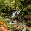 Water Falls at Uvas Park
