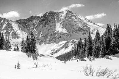 Mayflower Gulch Monochrome 1