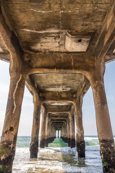 Pillars of the Pier