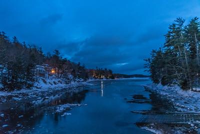 Buttermilk Cove - Brunswick, Maine