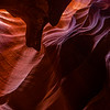 Colorful Slot Canyon