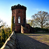 Lauras Tower in the Castle, Shrewsbury.