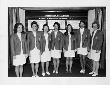 European Ladies Team Championship 1973