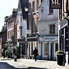 St Marys Street, Shrewsbury town centre.