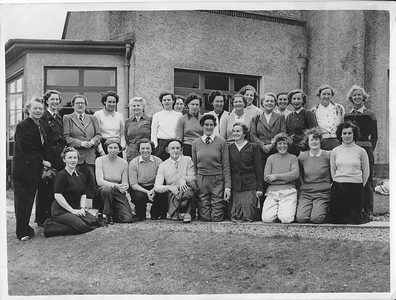 West Of Scotland Championship at Cathkin Braes 1951