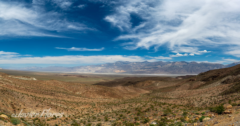 Panamint Valley Overview