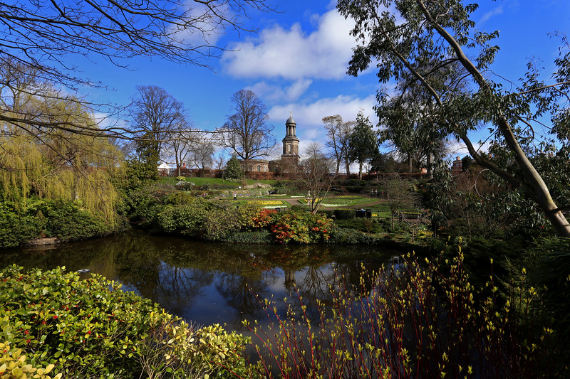 The Dingle, Shrewsbury.