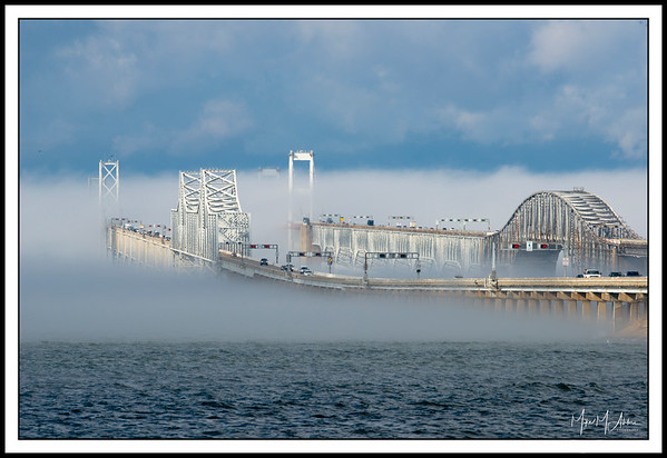 Chesapeake Bay Bridge, Maryland