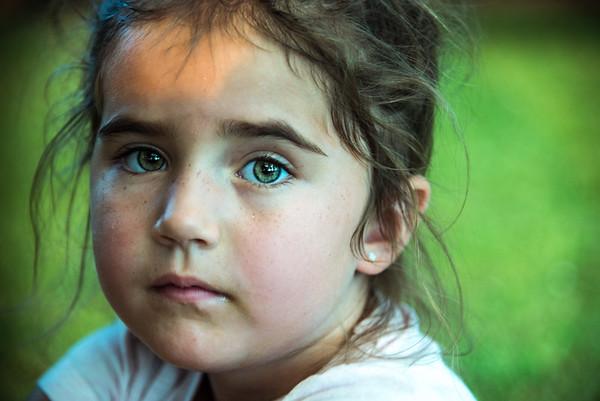 Nyah's Eyes