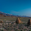 Alabama Hills Rock Formation