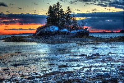 Lookout Point - Harpswell, Maine