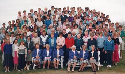 Scottish Ladies Golf Championship 1987
