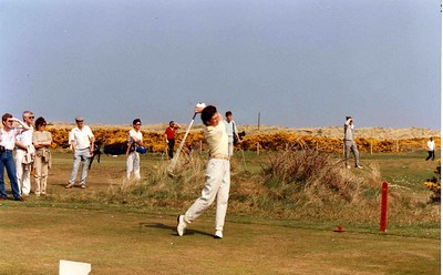 Shirley - Lossiemouth 1989