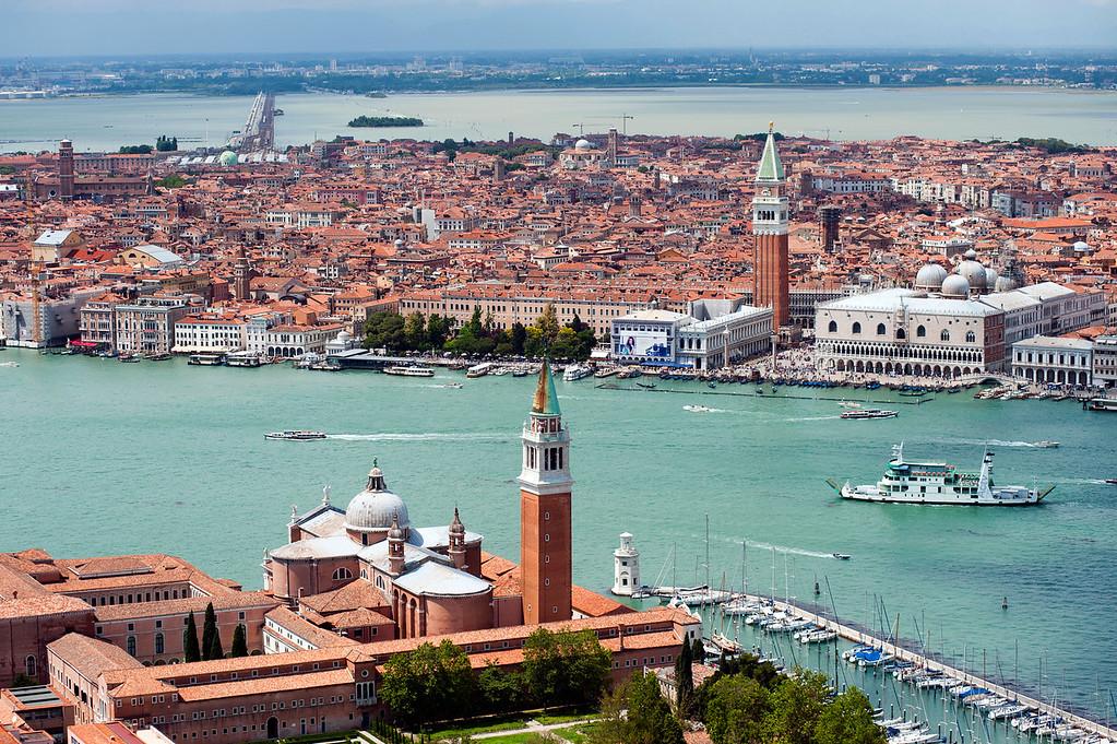Venise aeriennes