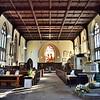 Interior of St. Alkmunds church, Shrewsbury.