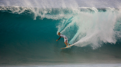 Kelly Slater Back Door