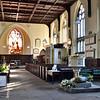 Interior of St Alkmunds church, Shrewsbury.
