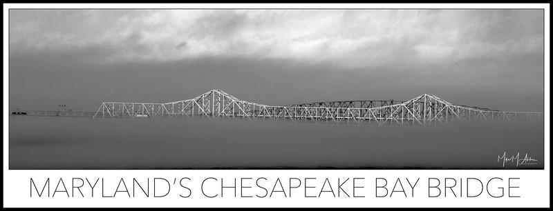 Maryland's Chesapeake Bay Bridge