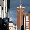 Shrewsbury Market Hall Clock.