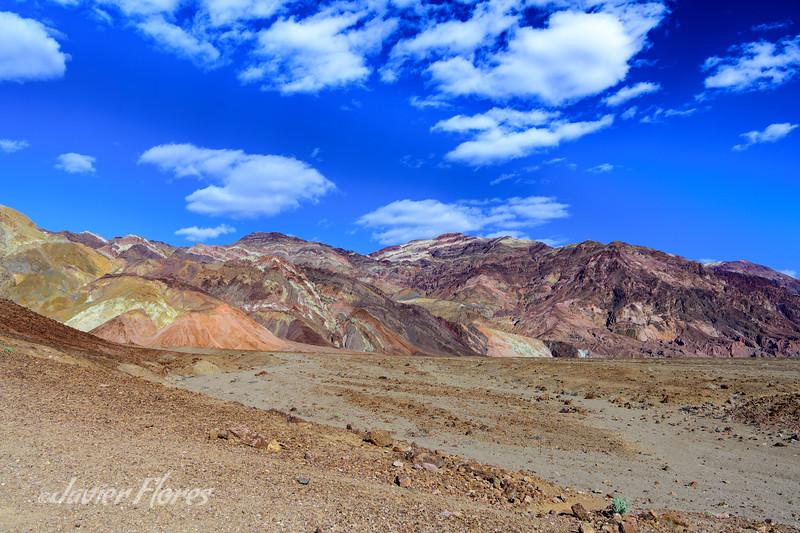 Artist Pallet Death Valley